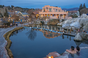 Colorado Hot Springs Resorts