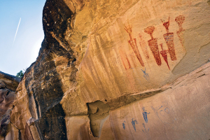 Canyon Pintado's Rock Art
