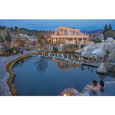 Colorado Hot Springs Resorts