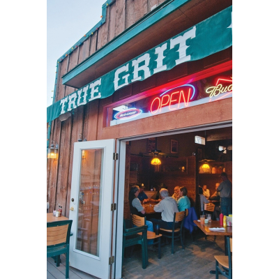 Ridgway's Legendary True Grit Cafe