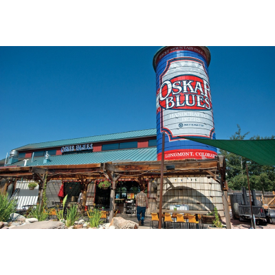 The Tale of Oskar Blues Brewery