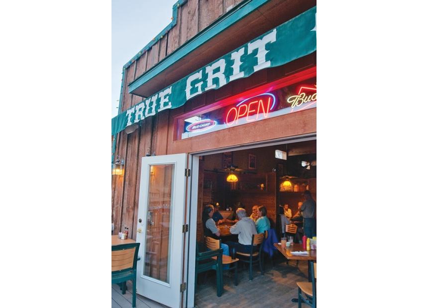 Ridgway's Legendary True Grit Cafe