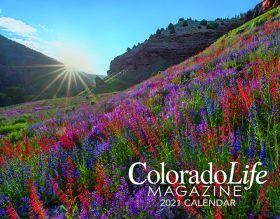 2021 Colorado Life Wall Calendar