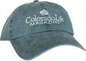 Colorado Life Aspen Leaf Logo Cap