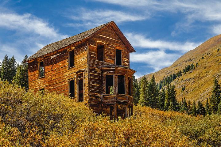 11 Colorado Ghost Towns