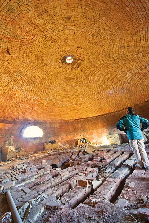 The Kiln That Built Trinidad