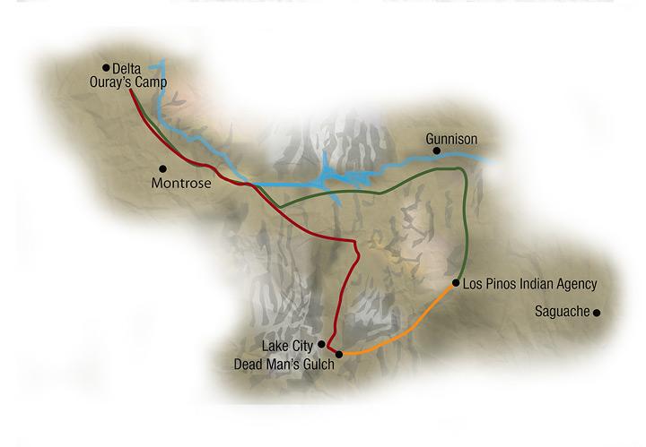 Packer's Fateful Path
