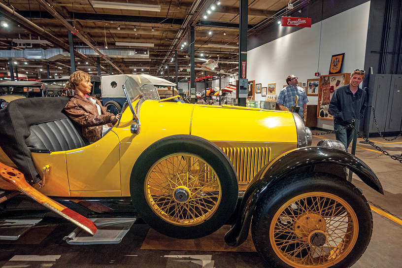 Forney Museum of Transportation, Denver