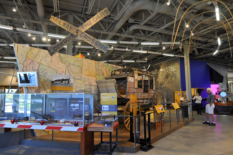 Fort Collins Museum of Discovery, Fort Collins