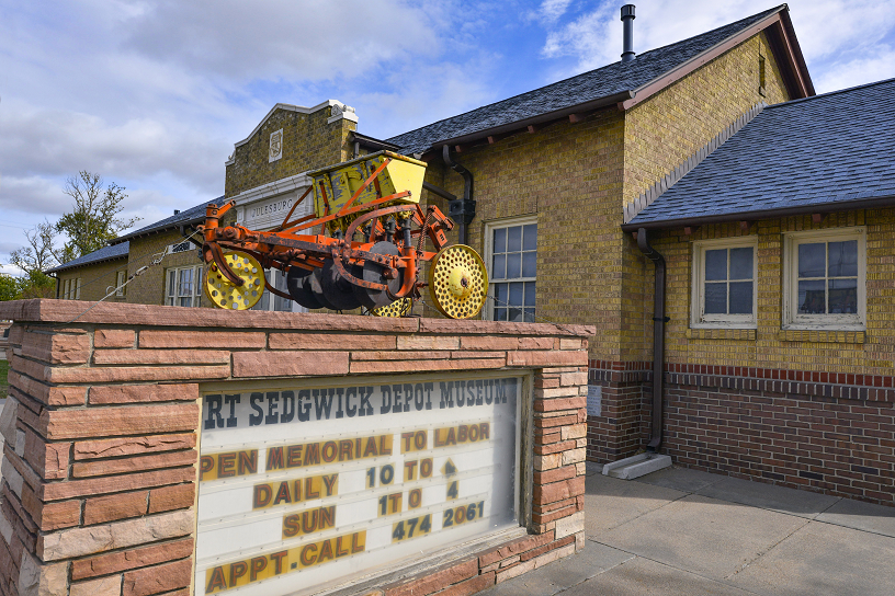 Fort Sedgwick Museum, Julesburg