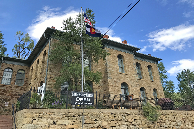 Gilpin Historical Society, Central City