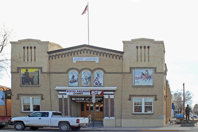 Museum of Northwest Colorado, Craig