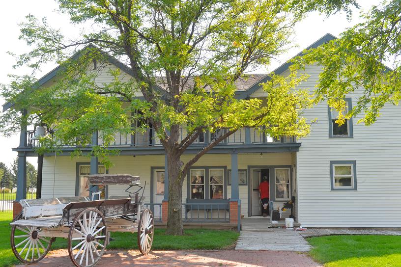 Old Town Museum, Burlington