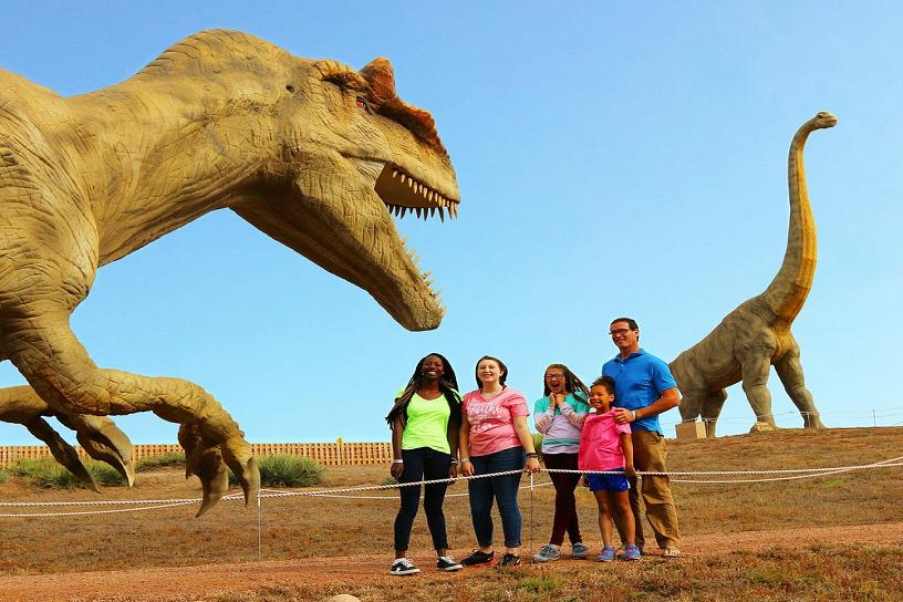Royal Gorge Dinosaur Experience, Cañon City