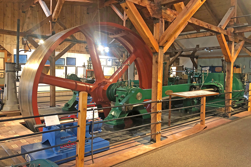 Western Museum of Mining and Industry, Colorado Springs